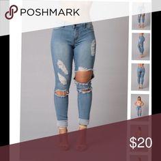 Fashion nova jeans Brand new with tags Jeans Skinny