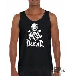 Bezrękawnik Dakar Death różne kolory