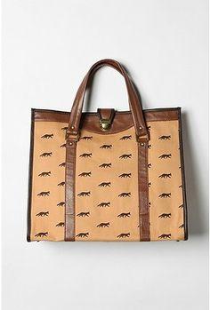 Love this fox bag