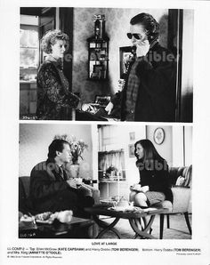 Love At Large Photo Capshaw, Annette O'Toole, Tom Berenger