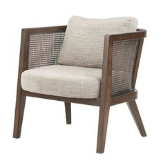 14294-1dni5 Accent Chairs For Living Room, New Living Room, Living Spaces, Small Accent Chairs, Cozy Living, Black Furniture, Cool Furniture, Living Room Furniture, Furniture Design