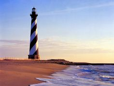 Cape Hatteras Lighthouse, North Carolina