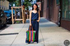Yuwei Zhangzou by STYLEDUMONDE Street Style Fashion Photography