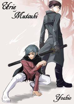 Urie & Mutsuki