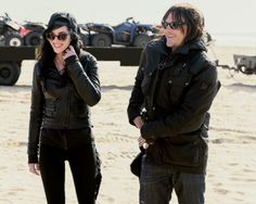 Norman Reedus in official stills from Ride With Norman Reedus Season 1 Episode 1