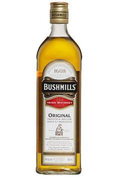 Le Bushmills Original est un #whisky irlandais de la pastille MI-CORSÉ ET FRUITÉ parfait pour initier les novices en #spiritueux fins.