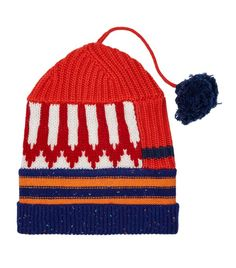 Burberry Cashmere Blend Knitted Pom Pom Hat available to buy at  Harrods.Shop for her 80877e9fd