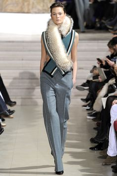 Bouchra Jarrar Spring 2012 Couture Collection on Style.com: Runway Review
