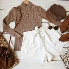 Knit   Neutral   Winter style   turtle neck   Mura Boutique Ridges Knit sweater $45 www.muraboutique.com.au #muraboutique