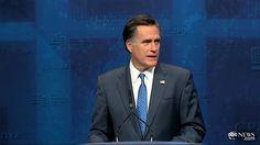 Mitt Romney 2 | Mitt Romney's Full Speech at CPAC 2012 Republican presidential ...