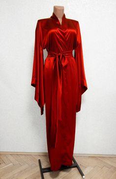 23 Best Silk Kimono Robe images  2f818043d