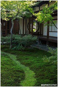Japan -- garden