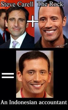 Funny pictures about If Steve Carell and The Rock fused. Oh, and cool pics about If Steve Carell and The Rock fused. Also, If Steve Carell and The Rock fused. Really Funny Memes, Stupid Funny, The Funny, Funny Stuff, Funny Things, Scary Funny, Hilarious Memes, Stupid Memes, Nice Things