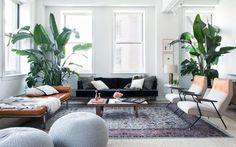 DECORAÇÃO: 15 ambientes em que as planta... - FashionBreak » Fashion Break