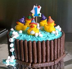 Rubber ducky cake shower ideas Pinterest Rubber ducky cake