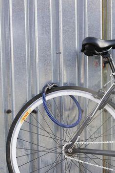 3d7142bcf86 Braided Bike Lock. Kikkerland Design Inc