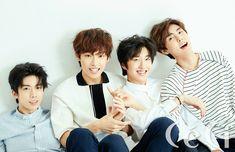 Hwiyoung, Inseong, Chani, Jaeyoon | CéCi Photoshoot