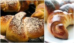 I pi@ttini di Drilli: Brioche con esubero di pasta madre gusto cappuccino