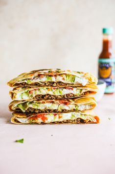 Crunchwrap Supreme (Grain-Free, Gluten-Free, Dairy-Free) – The Defined Dish