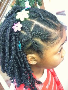 Crochet Braids:Jamaican Spiral on Pinterest Short cut hair, Crochet ...