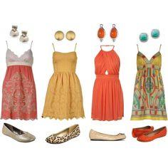 Encuentra divertidas opciones de vestidos para verano en http://www.1001consejos.com/