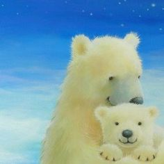 Fresh collection of illustrations for children's books: cute and touching polar and brown bears in the artworks by famous illustrator Alison Edgson. Illustration Mignonne, Children's Book Illustration, Book Illustrations, Art D'ours, Cartoon Mignon, Love Bear, Bear Art, Cute Bears, Cute Cartoon