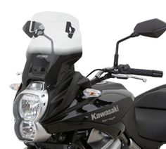 Vario Windshield (already ordered this)