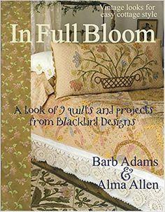 Quilt Block Patterns, Pattern Blocks, Quilt Blocks, Bloom Book, Make Do, Blackbird Designs, Wool Art, Star Quilts, Book Quilt