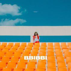 bbi bbi by Justin de Guzman Cd Cover, Music Covers, Cover Art, Album Covers, Album Design, Kpop Posters, Comme Des Garcons, Art Direction, Graphic Design