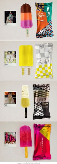 Spring Summer 13 Fashion Pops