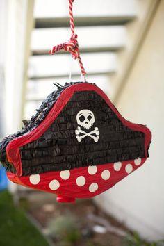 Idea piñata pirata