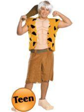 the flintstones bam bam costume for teen boys party city