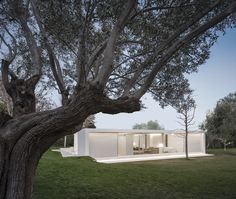 Gallery of Guests Pavilion / Fran Silvestre Arquitectos - 40
