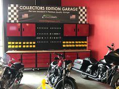 CEgarage display at MB2 raceway