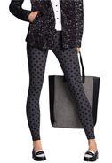Polka Dot Leggings   Women's Leggings and Denim Leggings   HUE
