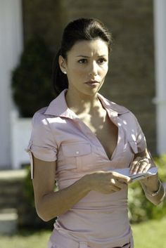 Gabrielle Solis (Eva Longoria) ~ Desperate Housewives ~ Episode Stills ~ Pilot Episode ~ March 2004