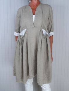 Tina Givens Polianna Tunic