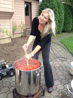 That's me, doing what I do best, stirring the pot! LOL