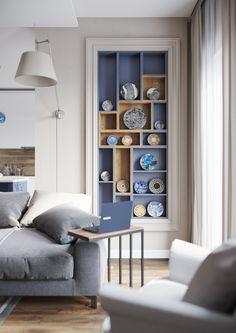 New Classic Furniture Design Bookcases 52 Ideas Living Room Interior, Living Room Decor, Dining Room, Interior Design And Build, Wall Shelves Design, Classic Interior, Bedroom Classic, Classic Furniture, Living Room Designs