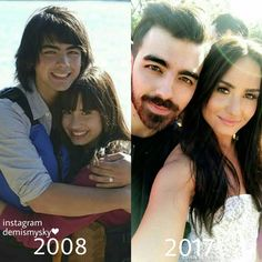 Celebrity Couples, Celebrity Photos, Demi And Joe, Demi Love, Old Disney Channel, Camp Rock, Kellan Lutz, Disney And More, Jonas Brothers