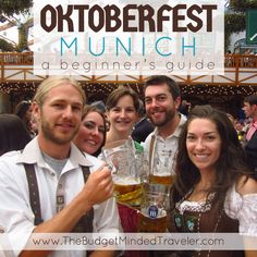 A Beginner's Guide to Oktoberfest, Munich - Podcast episode by The Budget-Minded Traveler