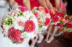 bridal bouquet! #pink #weddingphotography #nashville