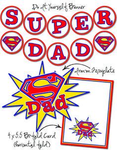 SuperDad Freebie