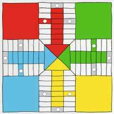 Parchis / Parxís.Es a lo unico que juego Board Game Design, Board Games, Activities For Kids, Spanish, English, Museum, Childhood Games, Wall Clocks, Envelopes