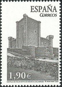 Castle of Villafuerte de Esgueva