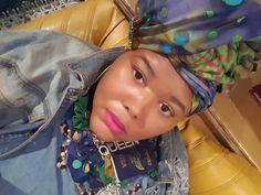 2AM beyond tired 😴 #Goodnight goggetters 😙  _ _ _ _ #SLEEPY #selfie #face #facebeat #makeup  #globalmindset #fashion #accessories #melanin #beauty #headwrap #africanstyle #plussizefashion #plussize #streetstyle #ootd #denimondenim #dope #instagram #pic  #plussizeblogger #afropunk #sephora #makeup #turban #magazine #flawless
