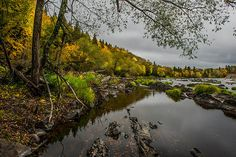 Jay Cooke State Park by Paul Freidlund