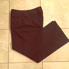 Loft Julie 6P Black Dress Pants Great condition Loft Julie Petite Dress Pants LOFT Pants Trousers