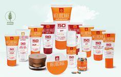 Línea completa de productos Heliocare no te olvides de la protección solar!!!