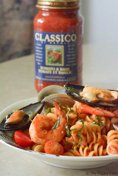 A great recipe for date night in with Classico Tomato Basil Sauce. Vote for your favourite sauce here!